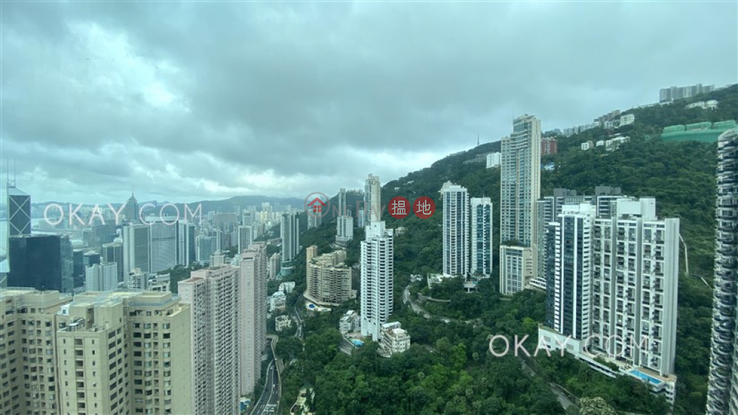 HK$ 85,000/ month   Dynasty Court, Central District, Beautiful 3 bedroom on high floor with parking   Rental