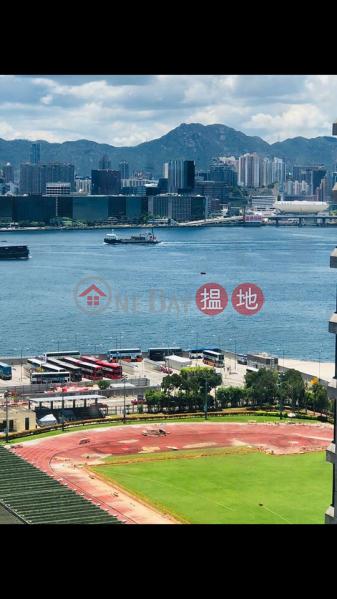 HK$ 599萬|杜智臺|灣仔區-極高層海景一房一廳時尚品味裝修