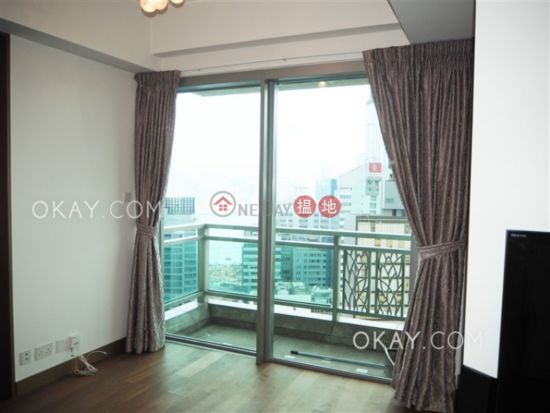 Property Search Hong Kong | OneDay | Residential Rental Listings | Stylish 2 bedroom on high floor with balcony | Rental