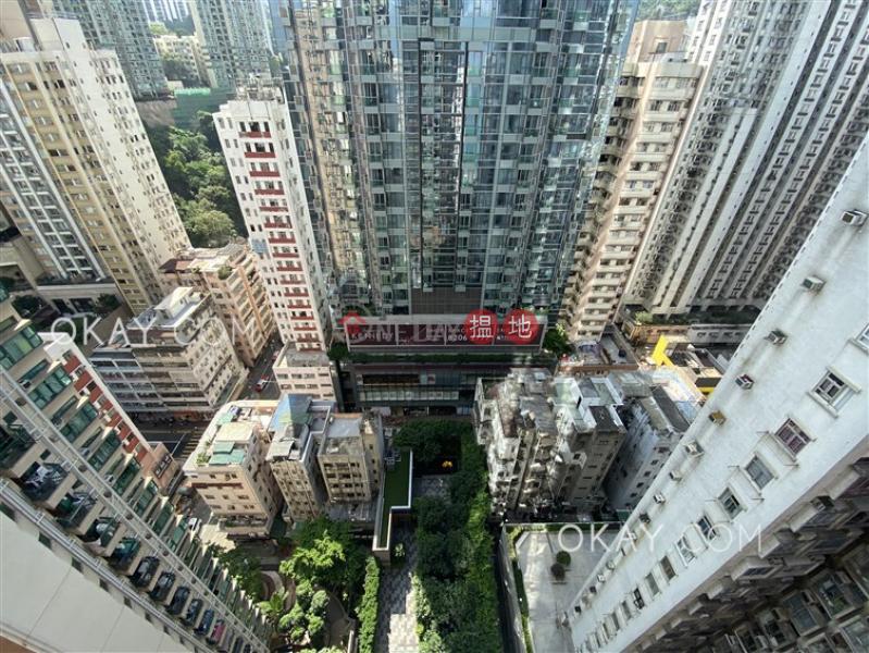 香港搵樓|租樓|二手盤|買樓| 搵地 | 住宅出租樓盤2房1廁,實用率高,可養寵物,露台《The Kennedy on Belcher\'s出租單位》