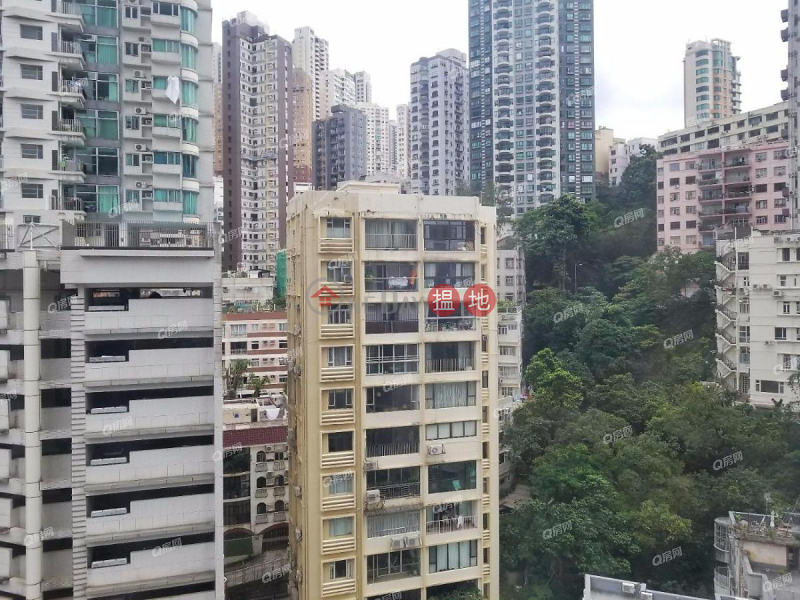 HK$ 1,180萬|光明臺-灣仔區連租約,實用兩房,超筍價,交通方便,地標名廈《光明臺買賣盤》