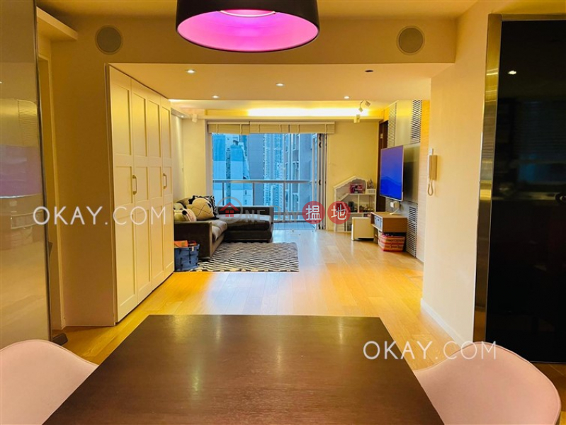 HK$ 65,000/ month Ning Yeung Terrace Western District Luxurious 3 bedroom on high floor with balcony   Rental