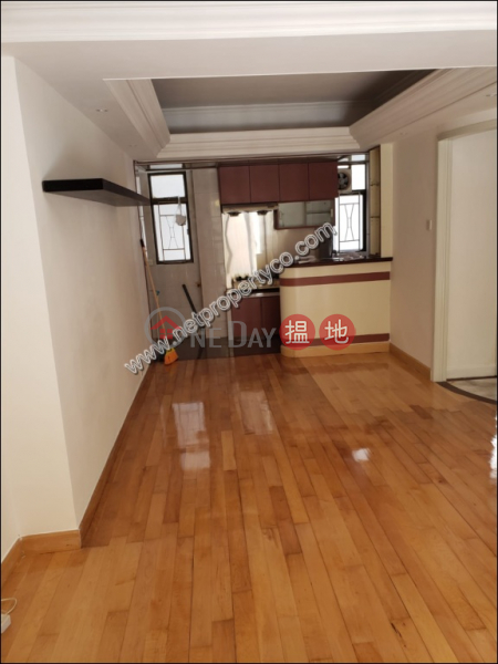 Spacious Apartment in Fortress Hill For Rent | Kin Ming Building 建明大廈 Rental Listings