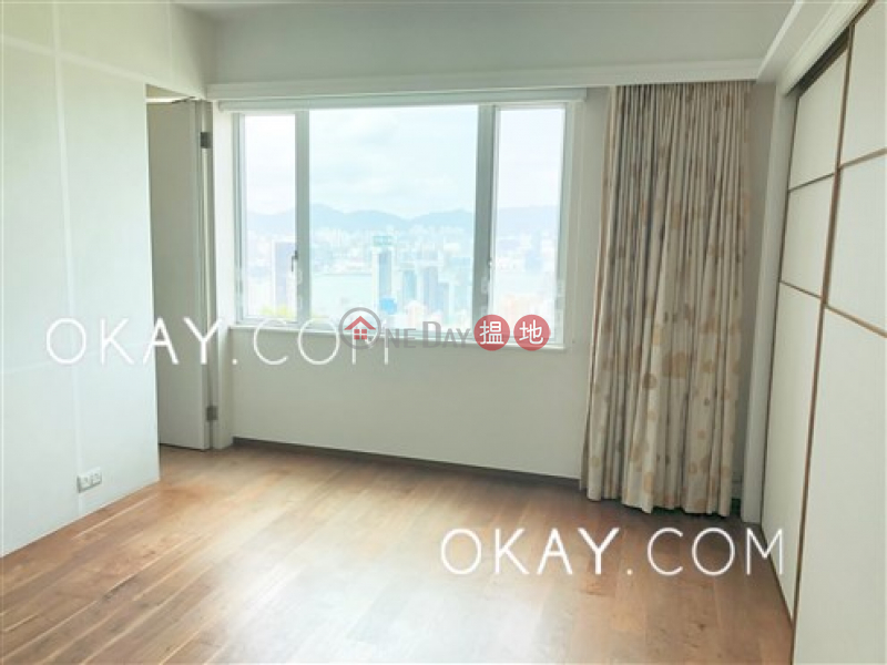 HK$ 90,000/ month, 47A Stubbs Road | Wan Chai District, Efficient 3 bed on high floor with sea views & balcony | Rental