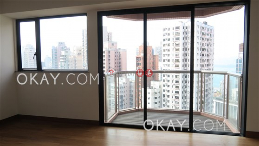 Gorgeous 3 bedroom with balcony & parking | Rental, 82 Robinson Road | Western District Hong Kong Rental | HK$ 75,000/ month