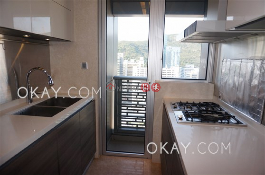 HK$ 78,000/ month Marinella Tower 8 Southern District | Luxurious 3 bed on high floor with sea views & parking | Rental
