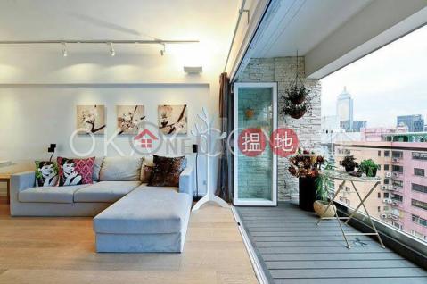 Gorgeous 2 bedroom on high floor with balcony & parking   For Sale Moon Fair Mansion(Moon Fair Mansion)Sales Listings (OKAY-S165932)_0