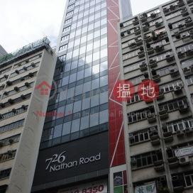 726 Nathan Road ,Mong Kok, Kowloon