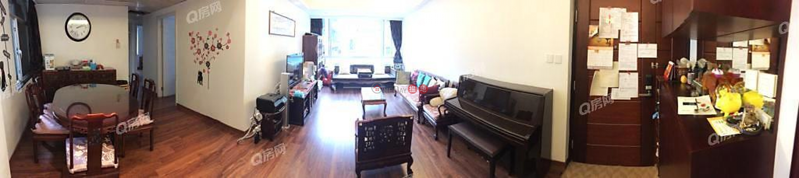 Property Search Hong Kong | OneDay | Residential | Sales Listings | Miami Mansion | 3 bedroom Low Floor Flat for Sale