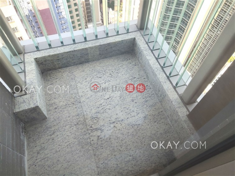 Lovely 2 bedroom on high floor with balcony | Rental, 23 Graham Street | Central District | Hong Kong | Rental, HK$ 55,000/ month