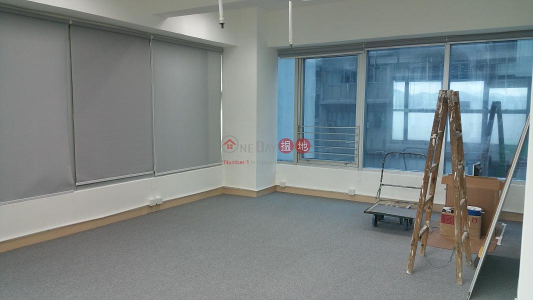 HK$ 475萬-樂基商業中心西區-西營盤寫字樓