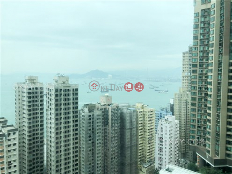 Stylish 3 bedroom with sea views & parking | For Sale | The Belcher\'s Phase 1 Tower 2 寶翠園1期2座 Sales Listings