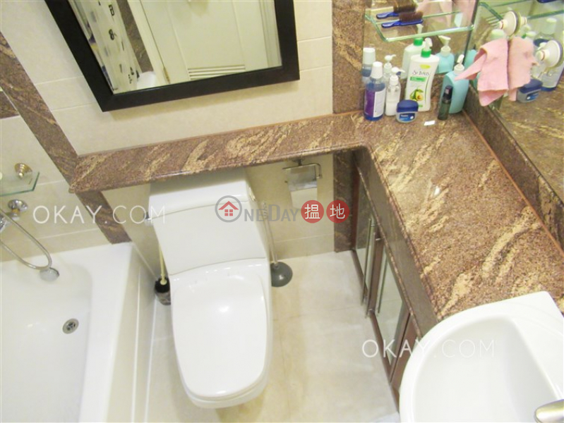 Charming 3 bed on high floor with sea views & balcony | Rental, 188 Canton Road | Yau Tsim Mong Hong Kong Rental HK$ 52,000/ month
