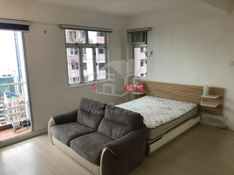 香港搵樓 租樓 二手盤 買樓  搵地   住宅 出售樓盤-天台單位400呎中環9M