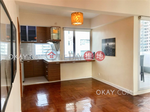 Intimate studio on high floor with terrace | For Sale|Sunrise House(Sunrise House)Sales Listings (OKAY-S46706)_0
