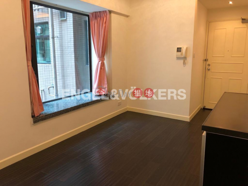 HK$ 21,500/ month Bella Vista | Western District, 1 Bed Flat for Rent in Mid Levels West
