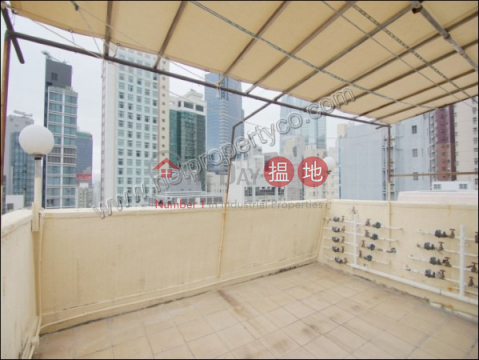 Private roof top apartment for rent|Western DistrictEvora Building(Evora Building)Rental Listings (A055585)_0