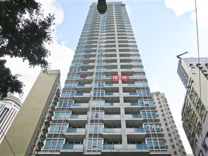 HK$ 27,300/ month | J Residence Wan Chai District, Tasteful 1 bedroom on high floor with balcony | Rental