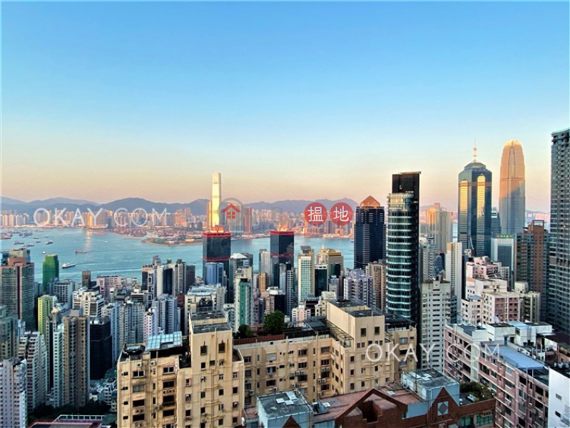 Popular 2 bed on high floor with harbour views | Rental | Scenic Heights 富景花園 Rental Listings
