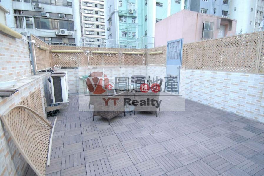 灣仔特色天台|灣仔區明賢大廈(Ming Yin Mansion)出售樓盤 (REF1165)