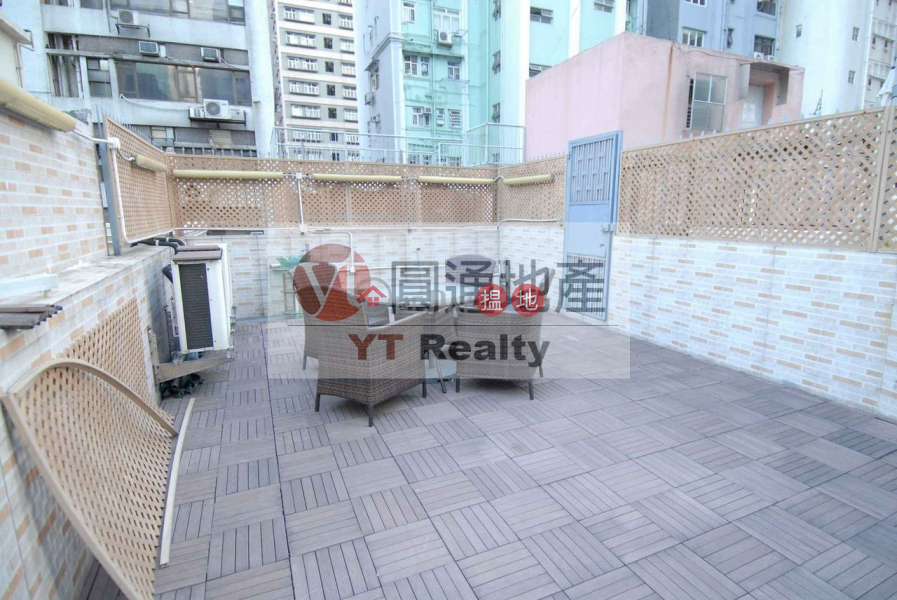 Wan Chai Roof Top, Ming Yin Mansion 明賢大廈 Sales Listings | Wan Chai District (REF1165)