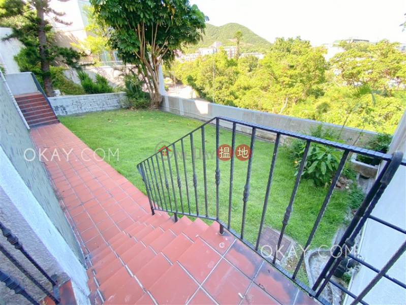 HK$ 139,000/ month | Casa Del Sol Southern District | Rare house with sea views, terrace & balcony | Rental
