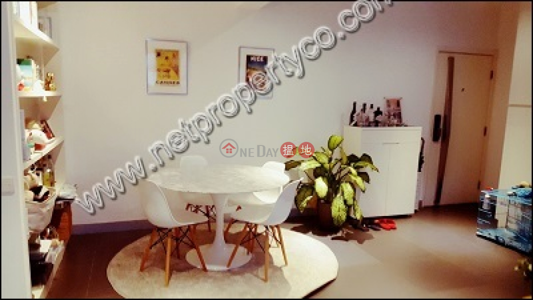 1-bedroom penthouse for rent in Mid-level West 63B-F Bonham Road | Western District, Hong Kong | Rental, HK$ 52,000/ month