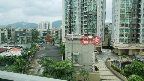 低水3房套, 內園清靜, 未來發展核心, 有匙即看《尚城 8座買賣盤》|尚城 8座(Uptown Tower 8)出售樓盤 (QFANG-S88709)_0