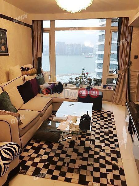 景觀開揚,環境優美,豪裝筍價,實用靚則,市場罕有《海峰園買賣盤》|海峰園(Harbour Heights)出售樓盤 (QFANG-S73967)