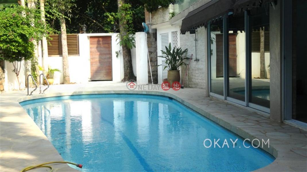 Beautiful house with sea views, terrace & balcony | Rental | Tai Hang Hau Road | Sai Kung, Hong Kong, Rental | HK$ 70,000/ month