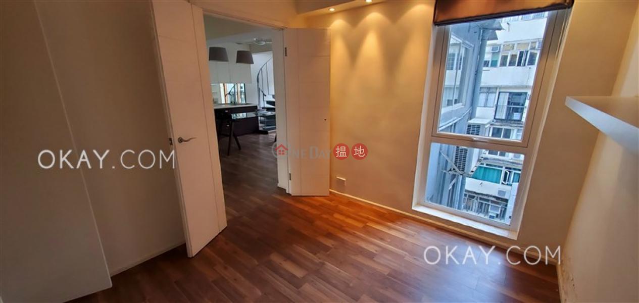 1房1廁,極高層《寶慶大廈出租單位》-1-6華寧里 | 中區-香港出租-HK$ 43,000/ 月