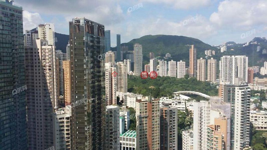 連車位,名牌發展商,景觀開揚,超筍價,廳大房大《上林買賣盤》|11大坑道 | 灣仔區-香港出售-HK$ 3,980萬
