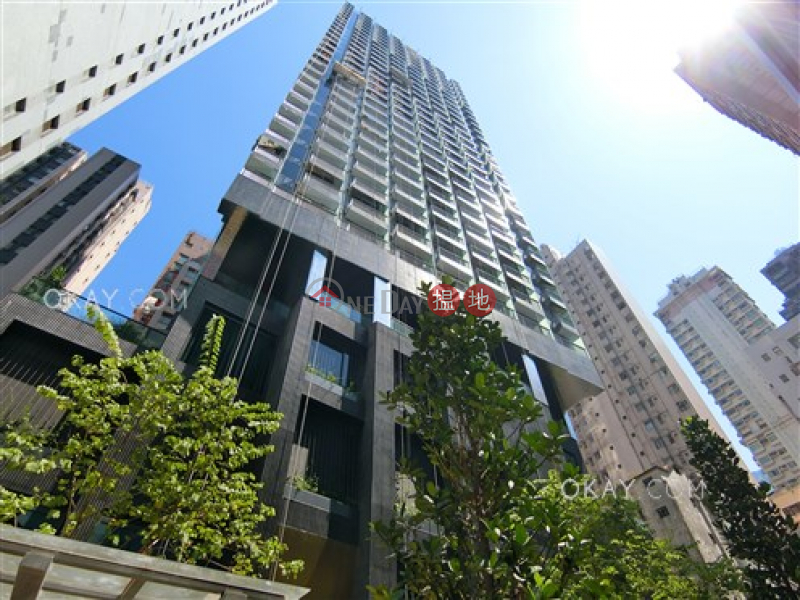 HK$ 28,800/ month, Artisan House | Western District | Tasteful 2 bed on high floor with sea views & balcony | Rental