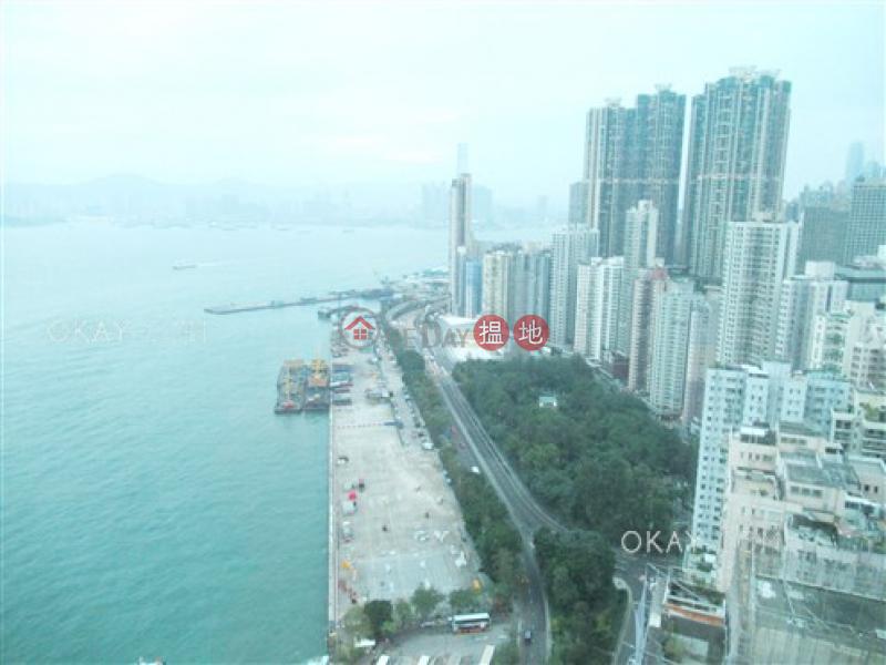 2房1廁,極高層,海景《高逸華軒出租單位》|28新海旁街 | 西區-香港出租HK$ 29,000/ 月