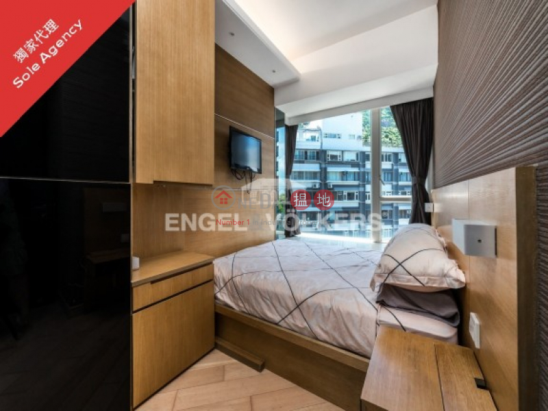干德道38號The ICON中層-住宅出售樓盤HK$ 1,200萬