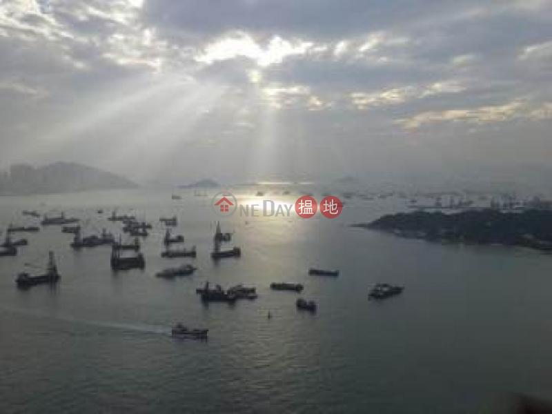 HK$ 21,000/ month | Tower 1 Hampton Place, Cheung Sha Wan, Superb paranomic seaview unit for lease