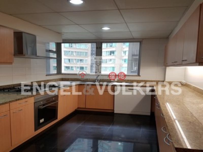 HK$ 128,000/ month | The Waterfront, Yau Tsim Mong, 4 Bedroom Luxury Flat for Rent in West Kowloon