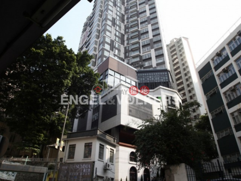 2 Bedroom Flat for Rent in Sai Ying Pun, The Summa 高士台 Rental Listings | Western District (EVHK44383)