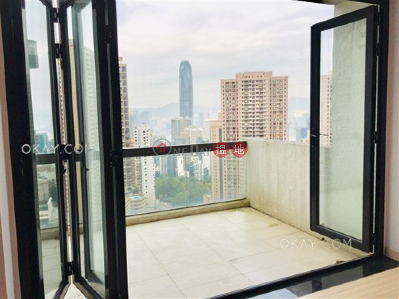 Rare 3 bedroom with balcony | Rental, 7 May Road | Central District, Hong Kong Rental HK$ 100,000/ month