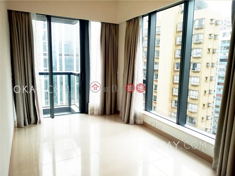 Practical 1 bedroom on high floor with balcony | Rental | Victoria Harbour 海璇 Rental Listings