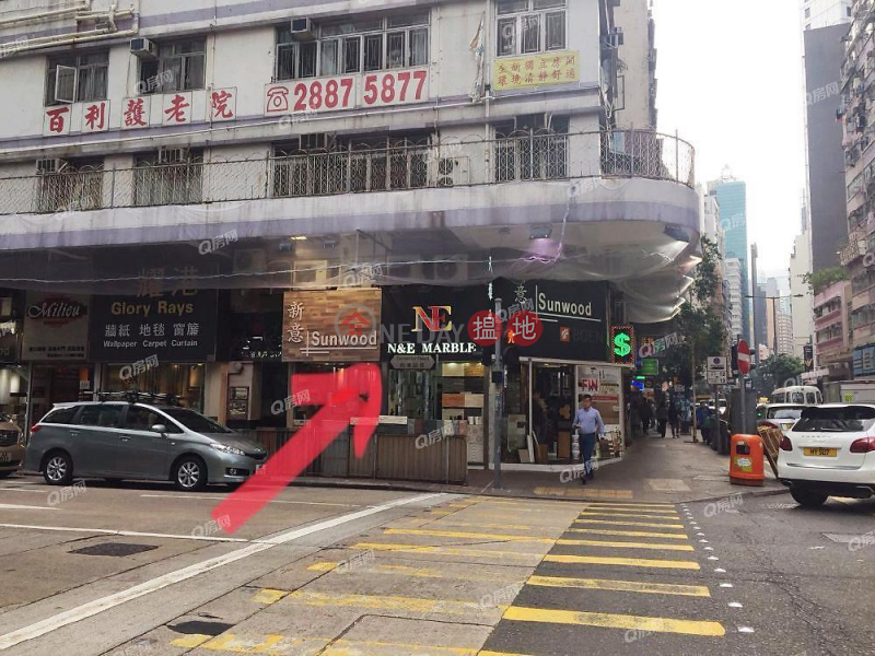 香港搵樓|租樓|二手盤|買樓| 搵地 | 住宅|出售樓盤|鄰近港鐵,位置優越,商機無限金冠大廈買賣盤