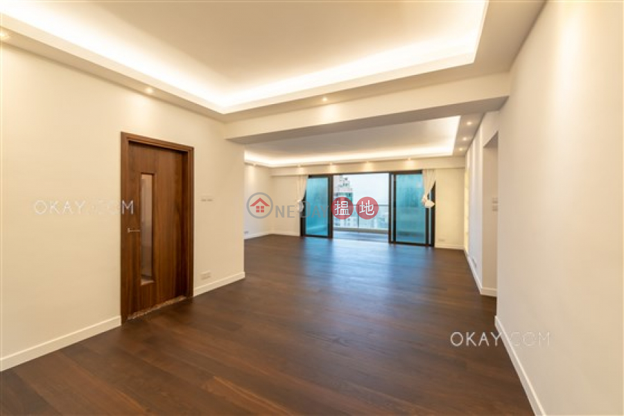 Stylish 3 bedroom with harbour views, balcony | Rental, 15 Magazine Gap Road | Central District, Hong Kong | Rental HK$ 128,000/ month