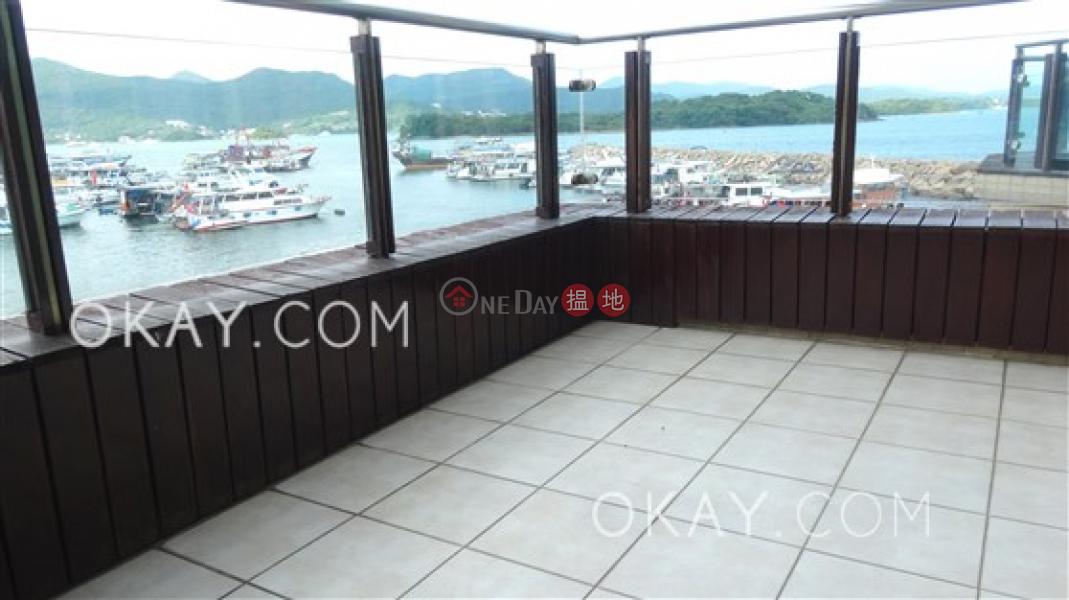 4房2廁,海景,連車位,露台《西貢濤苑 15座出售單位》|西貢濤苑 15座(Block 15 Costa Bello)出售樓盤 (OKAY-S71742)