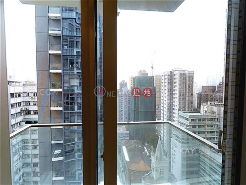 Lovely 3 bedroom with balcony | Rental, Kensington Hill 高街98號 Rental Listings | Western District (OKAY-R290976)