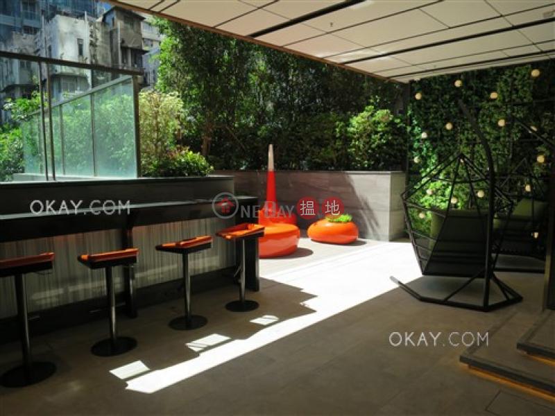 1房1廁,極高層,露台《本舍出租單位》97卑路乍街 | 西區香港-出租-HK$ 29,500/ 月