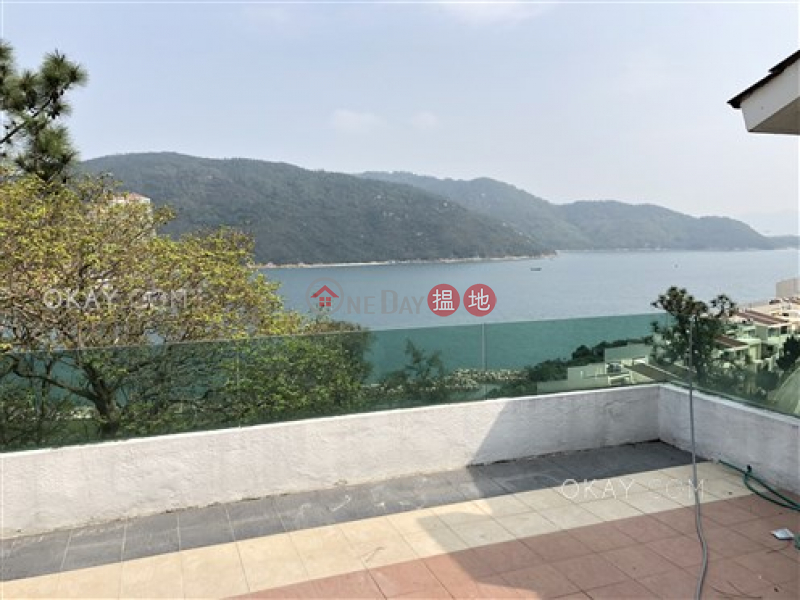 Property Search Hong Kong | OneDay | Residential, Rental Listings | Lovely house with sea views, terrace & balcony | Rental