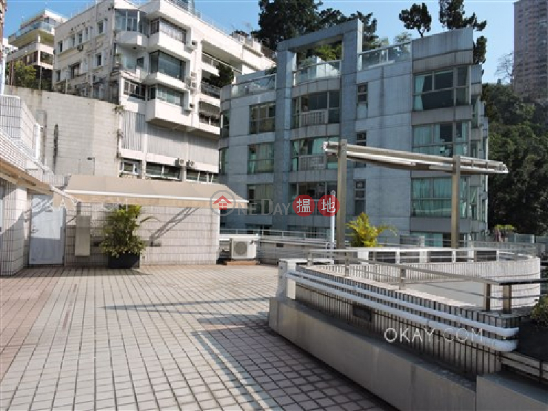 Rare 2 bedroom with balcony | Rental, 12 Tung Shan Terrace 東山台12號 Rental Listings | Wan Chai District (OKAY-R82637)
