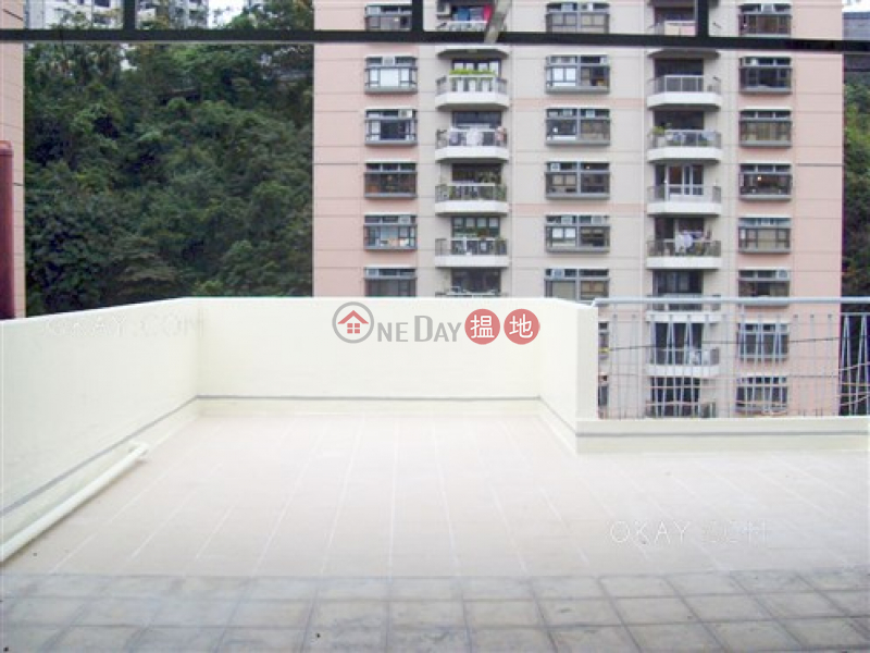 Property Search Hong Kong | OneDay | Residential Rental Listings | Charming 2 bedroom on high floor with rooftop & terrace | Rental