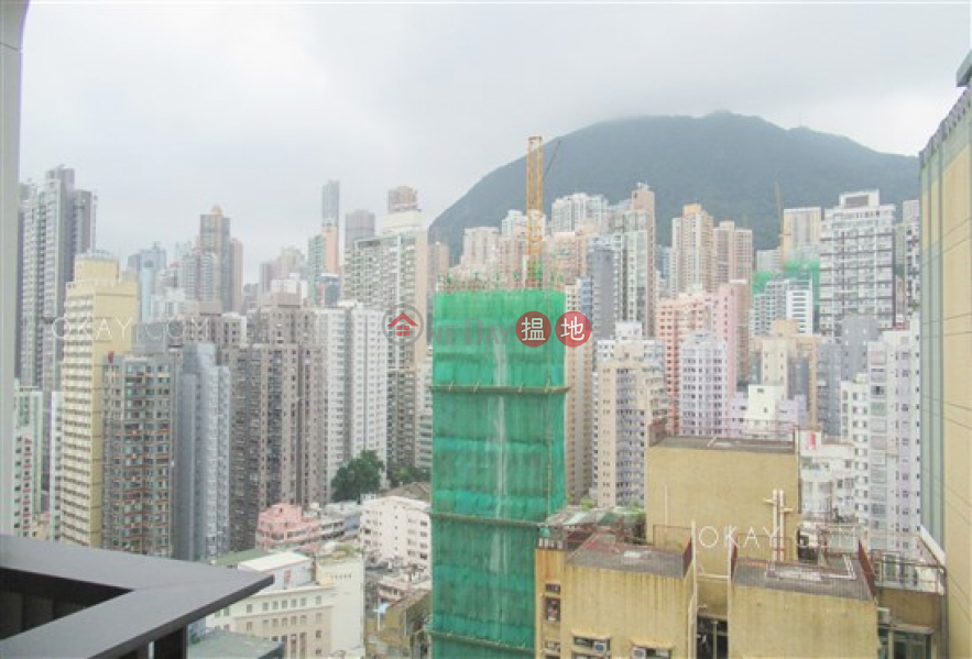 HK$ 12M, Bohemian House Western District Gorgeous 1 bedroom on high floor with balcony | For Sale