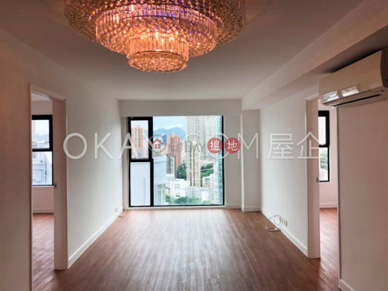 Unique 3 bedroom with parking | For Sale, Richery Garden 德信花園 Sales Listings | Wan Chai District (OKAY-S8641)